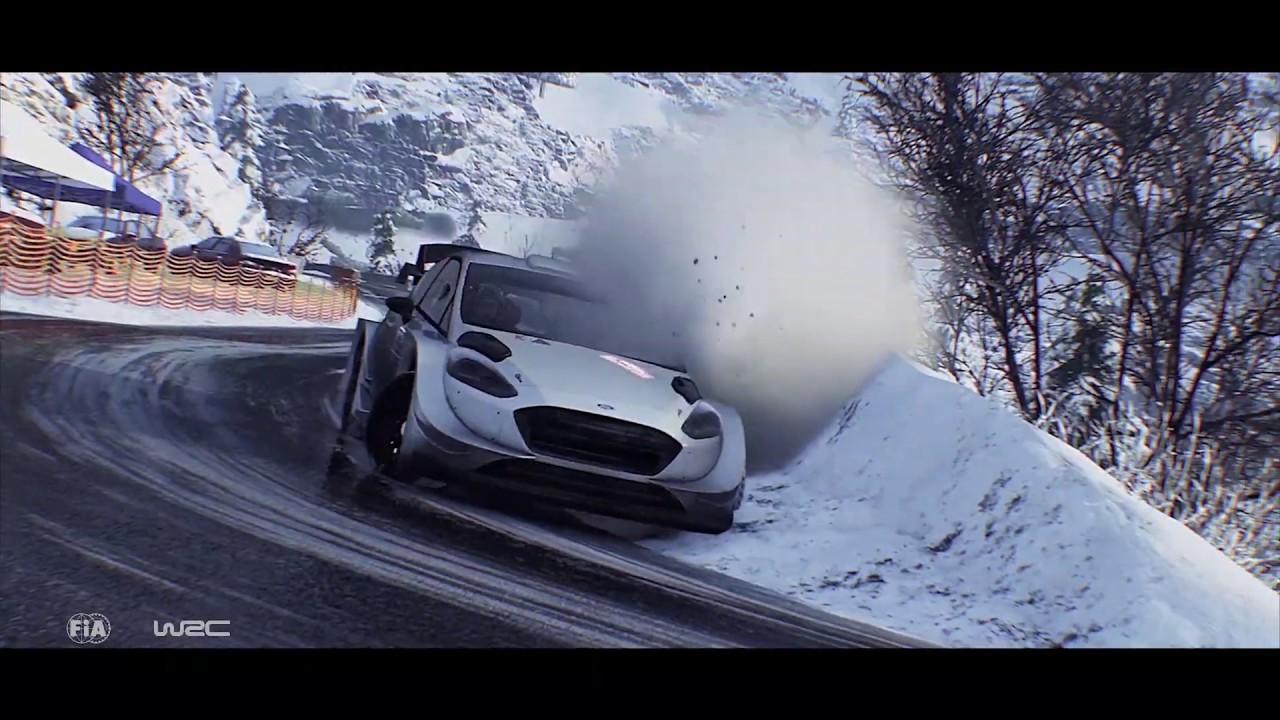 WRC 8 ゲーム紹介トレーラー