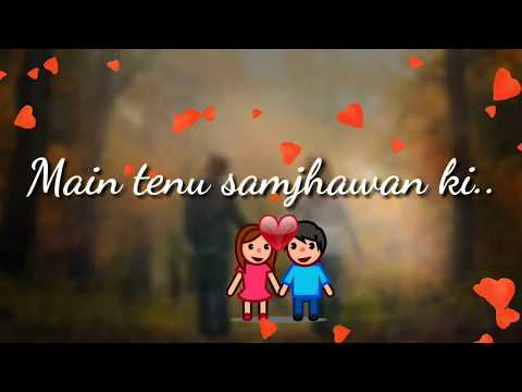 💓 Best Status Whatsapp Video💓💓 Tu ki Jane Pyar Mera💓