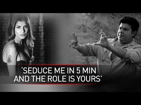 Model Rachel White explains her horrific #MeToo moment with Filmmaker Sajid Khan | NewsMo