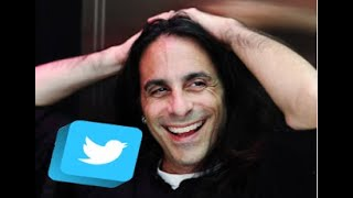 THAT ERIC ALPER!  Twitter sensation on his massive following and tweeting strategy