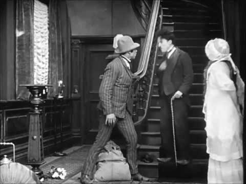 Charlie Saves A Girl   The Police 1916   Charlie Chaplin