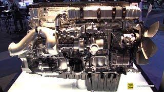 2018 Detroit DD16 Diesel Engine - Walkaround - 2017 NACV Show Atlanta