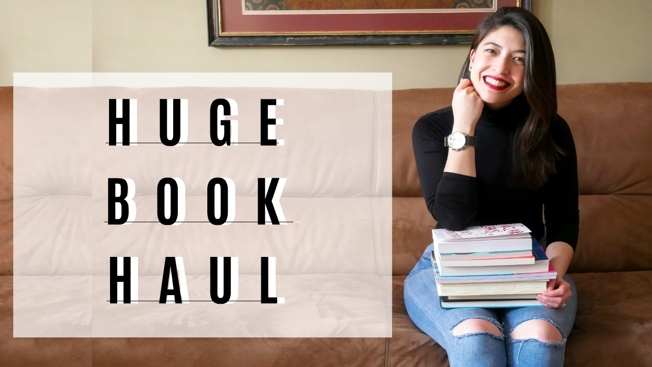 Come Shop with Me + HUGE Book Haul! | Share or Shelve Ep. 3
