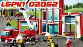 Lepin 02052 Fire Station
