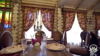 Ресторан «Тетеревъ» – Обзорный видеоролик