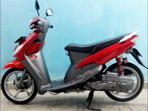 Kumpulan Gambar Modifikasi Motor Yamaha Mio 1  YouTube