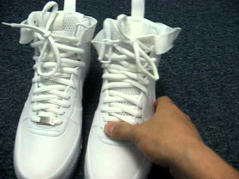 foams shoes nike af1 white