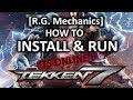 How to Install and Run Tekken 7 [R.G.Mechanics]