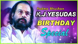 KJ Yesudas Tamil Movie Songs | Video Jukebox | Birthday Special | Rajinikanth | Kamal Haasan