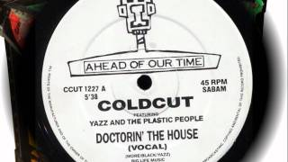 Coldcut, Doctorin