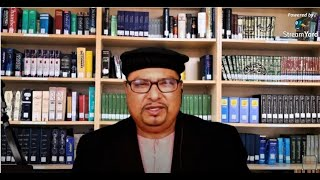 Promo Video Introductory Live Session 4 With Chaudhary Haris Mahmood Sahib InshaAllah 12 August 2020
