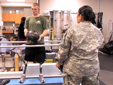 Marine Corps Veteran injured in Afghanistan, Cpl. Rob Jones talks about his experience