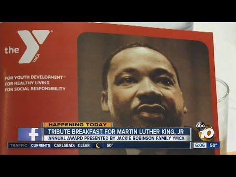 Hundreds attending MLK breakfast