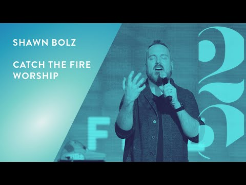 Shawn Bolz and Catch The Fire Worship - Revival 25
