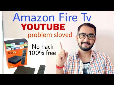 Amazon fire TV stick Youtube problem fixed || fire TV problem sloved