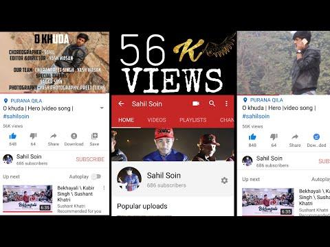 O khuda | Hero |video song |sahil