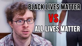 All Lives Matters Vs. Black Lives Matter