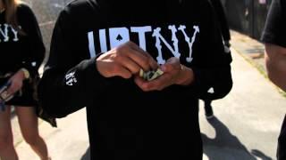 Gambar cover UPTNY x 40oz Tee Shurt Release Promo