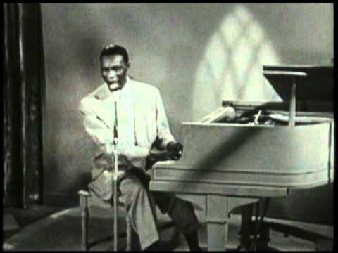 MONA   LISA   * NAT KING COLE (Live from the Apollo Theater)