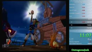 Jak and Daxter NMS Speedrun in 1:04:44 (WR)