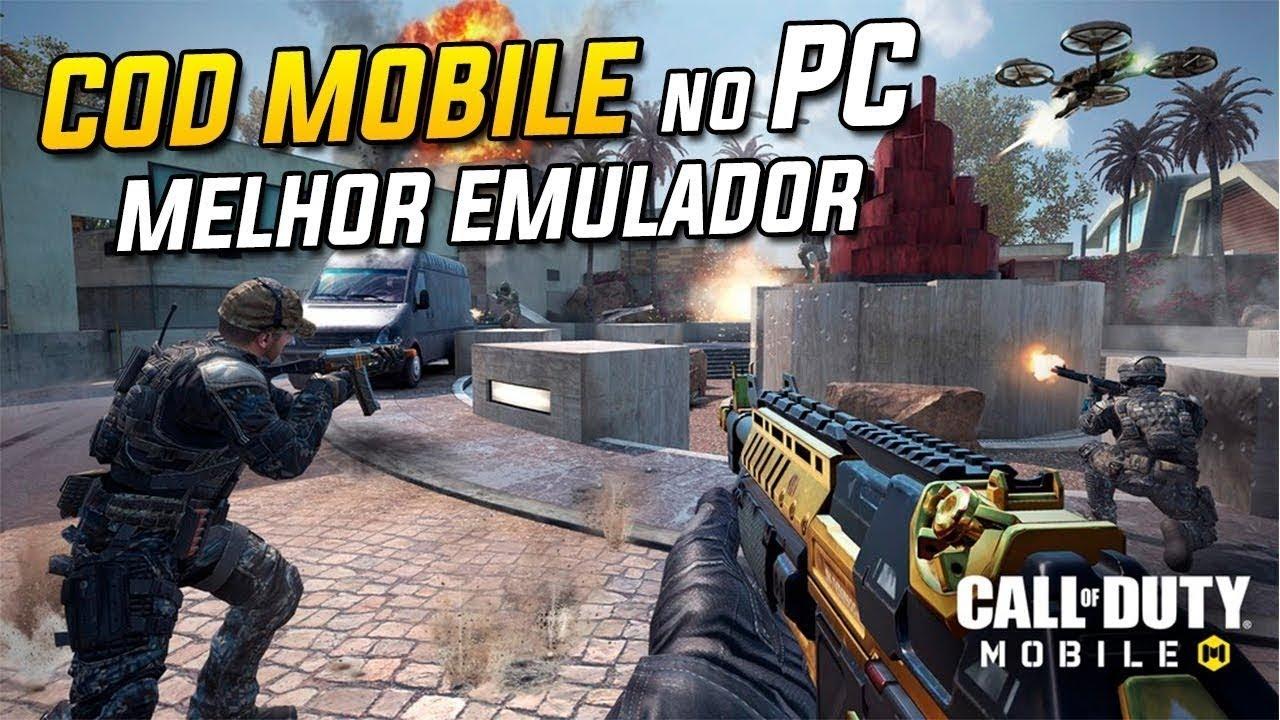 Cod Mobile Pc