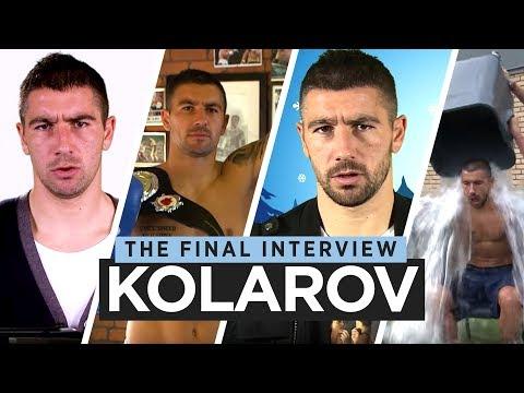 GOODBYE ALEKS KOLAROV | THE FINAL CITYTV INTERVIEW