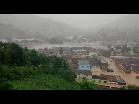 Enchente    em   Gameleira