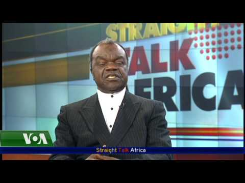 Dr. Malonga Miatudila on Congo's Health System- Straight Talk Africa