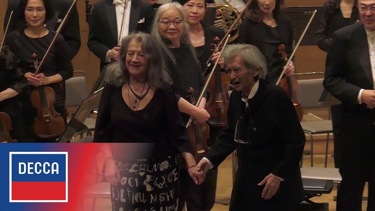 Download Seiji Ozawa & Martha Argerich - Beethoven Piano Concerto No.2 - 3. Rondo