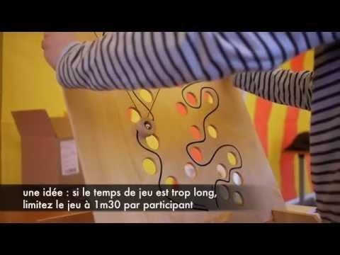 Beliebt Jeu de kermesse : le parcours à trous - YouTube TX43