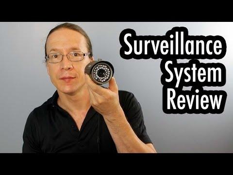 Review: Q-See QT5716-9L6-1 Surveillance Security System