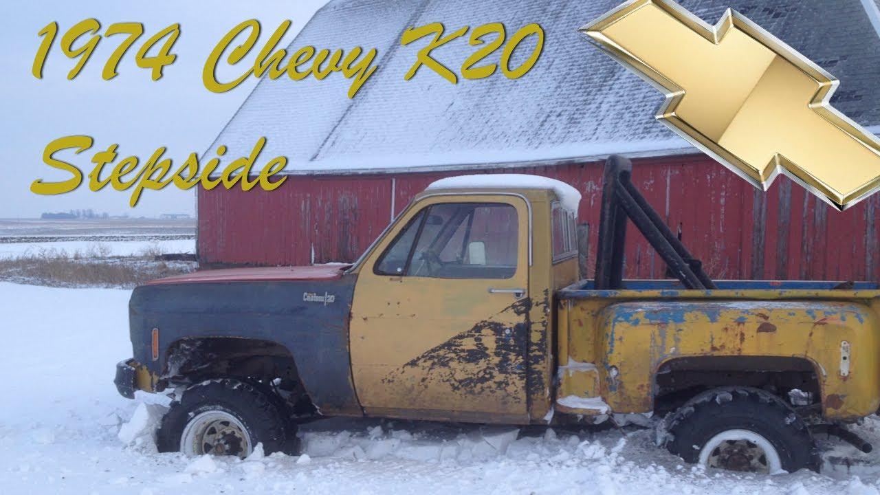 1987 Chevy silverado K20 fuel injection 86000 actual