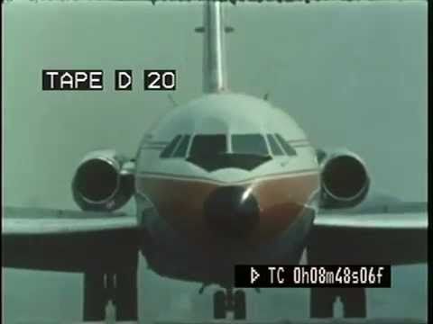 BAC One Eleven - Aircraft