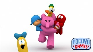 pocoyo games rugby