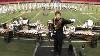Phantom Regiment Drum Major POV- 2008 Atlanta
