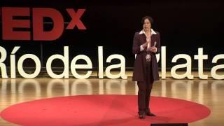 Las palabras y el silencio | Anna Kazumi Stahl | TEDxRiodelaPlata
