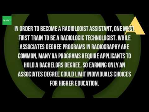 How Do You Become A Radiologist Assistant Youtube