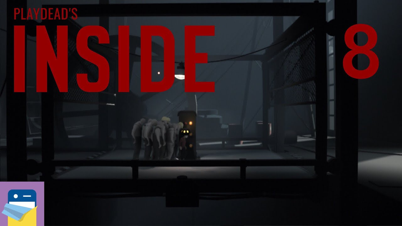 Playdead's INSIDE: iOS iPad Pro Gameplay Walkthrough Part 8 (by Playdead)
