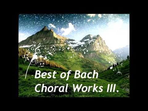 Best of Bach - Choral Works III. - Cantatas -  HD & HQ