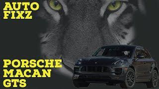Porsche Macan GTS Auto Fixz Power Wagon