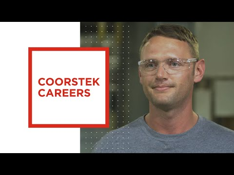 CoorsTek Careers - David Counce - Production Supervisor