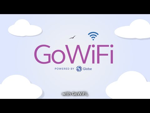 How To Connect To Globe GoWiFi