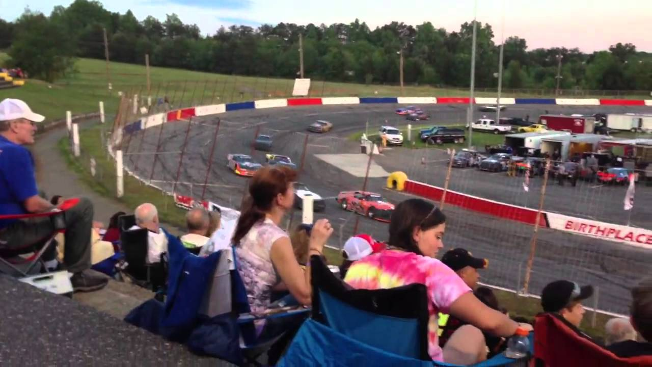 Hickory Motor Speedway Youtube