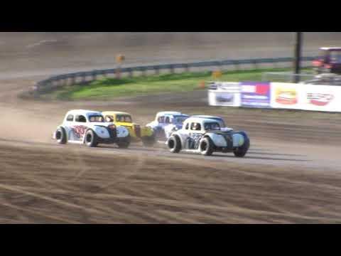 Dacotah Speedway INEX Legends Heats (6/15/18)