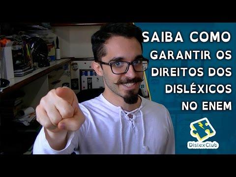 Enem: Saiba como GARANTIR os Direitos dos Disléxicos no Enem | DislexClub (ProUni)