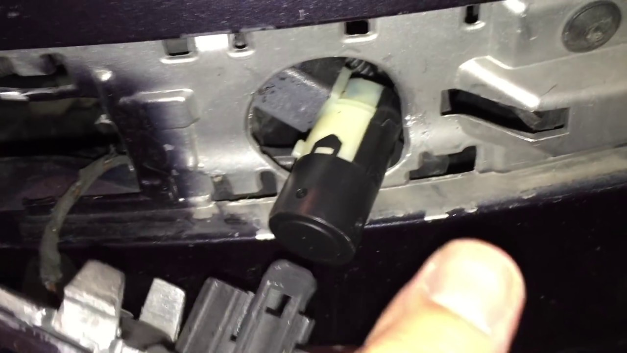 Replace Parking Sensor Audi A8