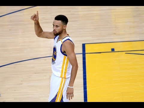 Stephen Curry Records First Career NBA Finals Triple-Double