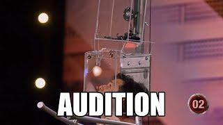 Lord Nils America's Got Talent 2018 Audition|GTF