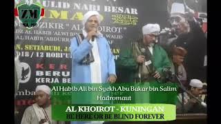 Zaadul Muslim - Habib Ali bin Syekh bin Abu Bakar bin Salim,(Sepupu habib Umar bin Hafidz)