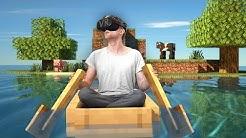 24h in Minecraft VR | Selbstversuch